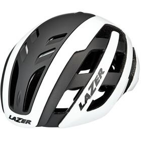 Lazer Century Casque, white-black